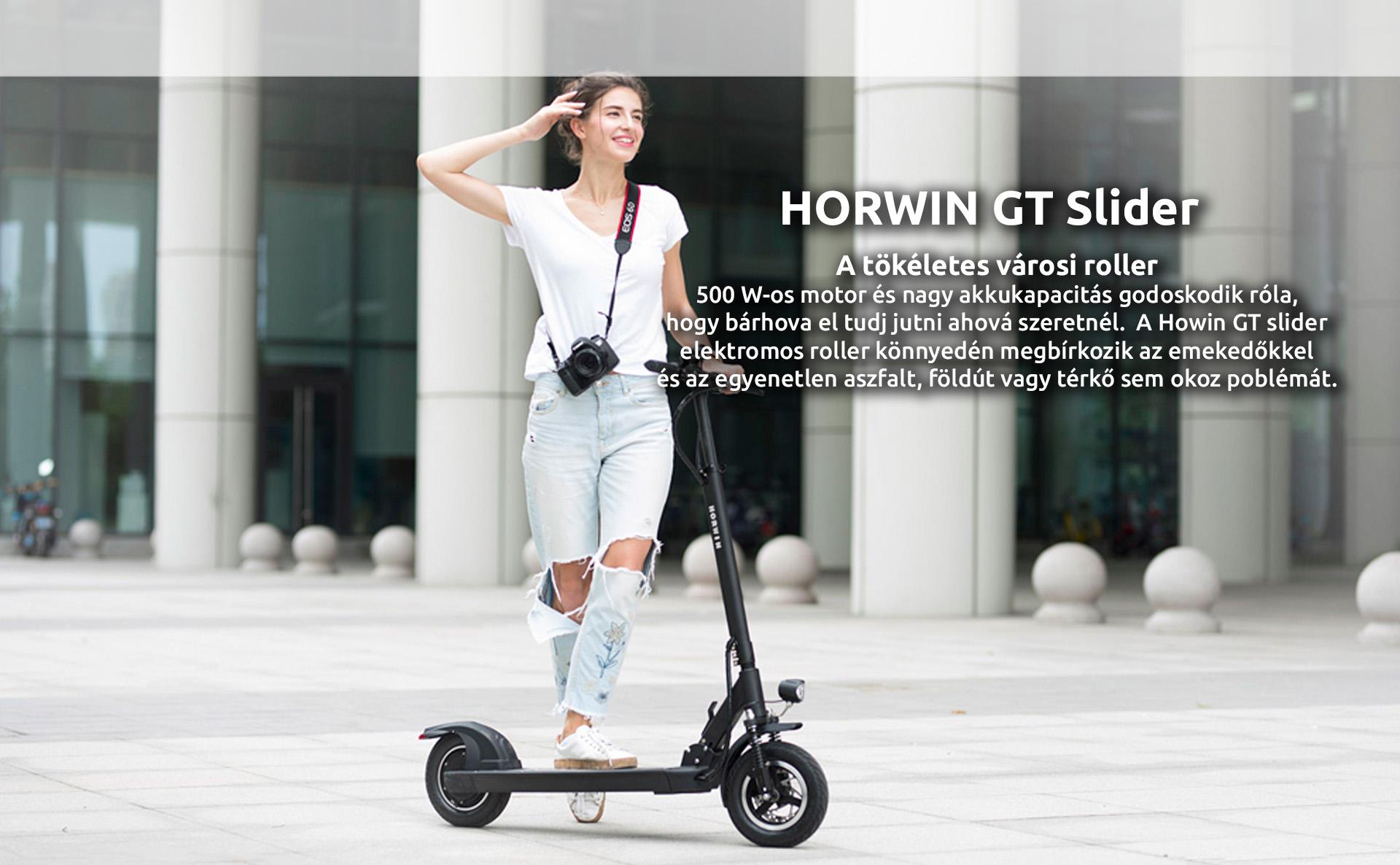 Horwin GT Slider